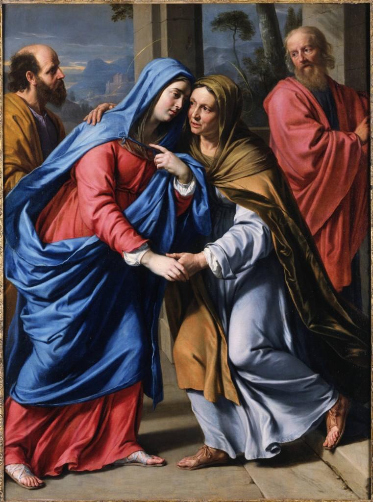Visitation, Philippe de Champaigne