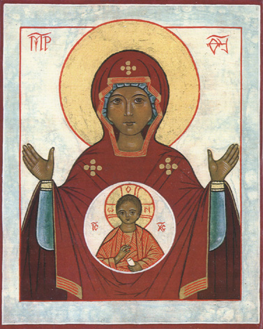 Marie, image de l'humanité nouvelle