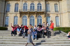 Laïcs associés des religieuses du Sacré-Coeur de Jésus, sur les pas de Madeleine-Sophie Barat à Paris