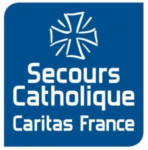 Logo Secours Catholique 2013