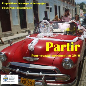 Brochure Partir 2016 - mission universelle
